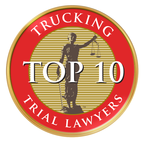 Top Ten Trucking Trial Lawyers
